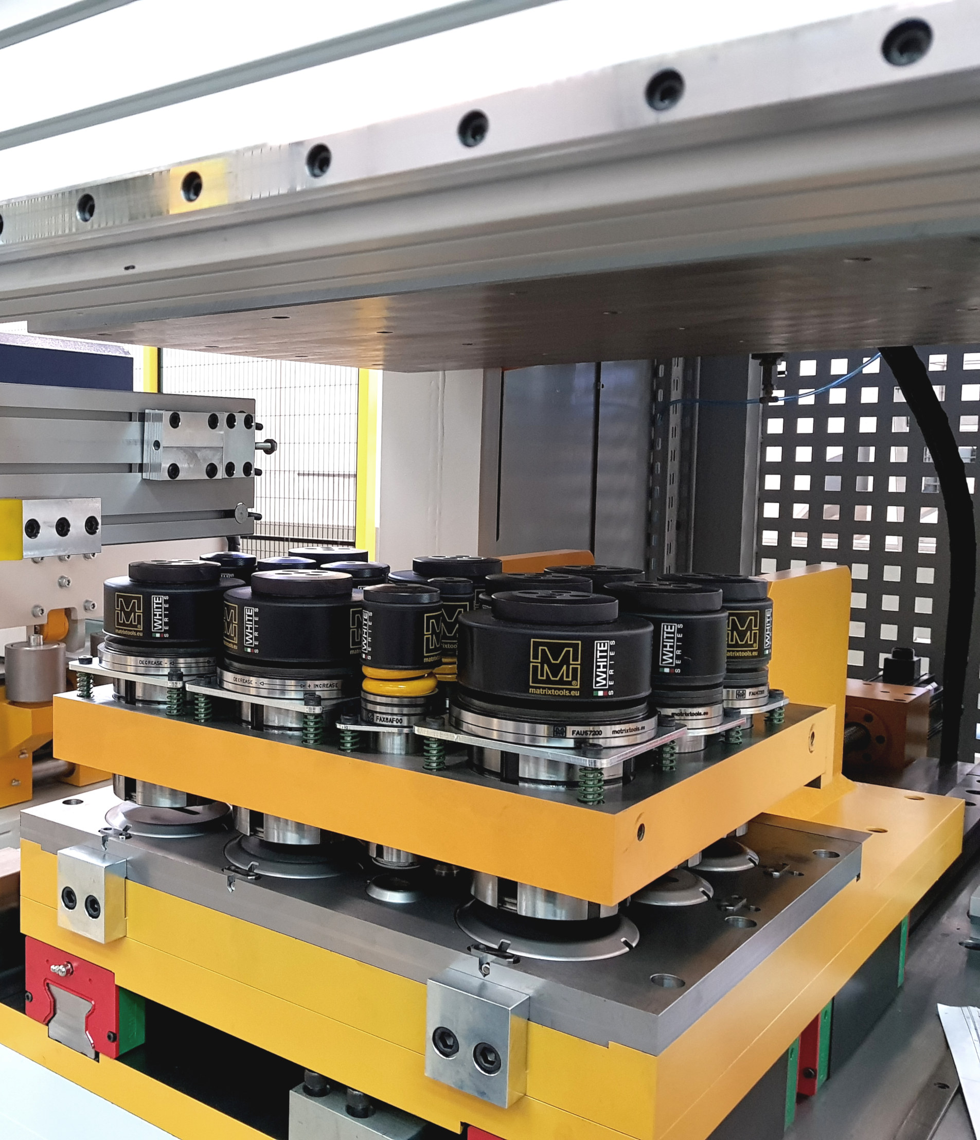 Flexible Coil Punching Lines